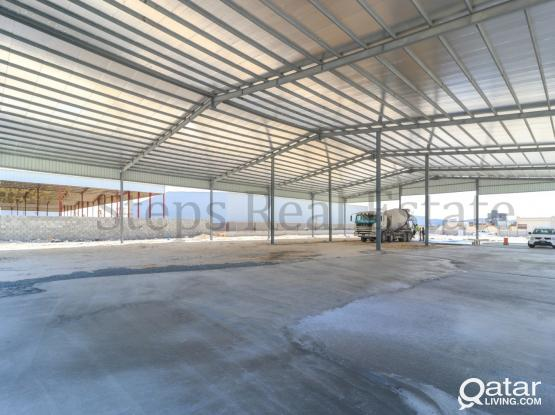 4600 Sqm Warehouse for rent in Barkat Al Awmar