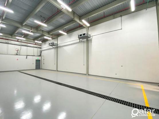 500 sqm Chemical Warehouse At Barakath Al-Awamar