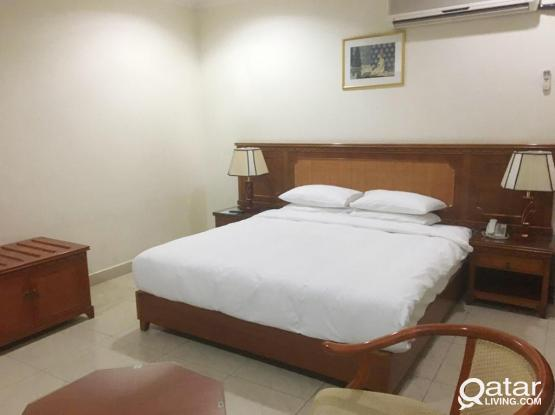 Fully Furnished 3 Star Facility Room Hotel Apartment  ( OS 1006 )