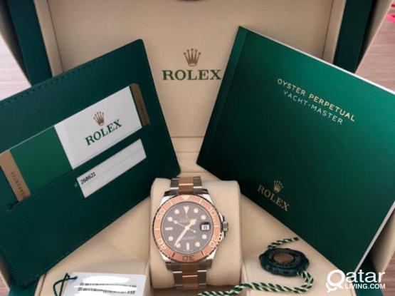 Rolex Yacht Master 268621 Chocolate Dial