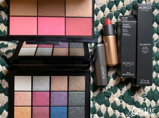 Kiko Milano MakeUp (All Together)