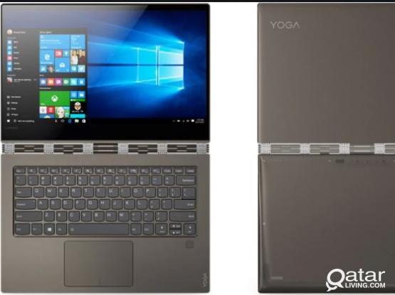 New Lenovo Yoga 920 Laptop 16GB and 1 TB SSD - Hardly Used