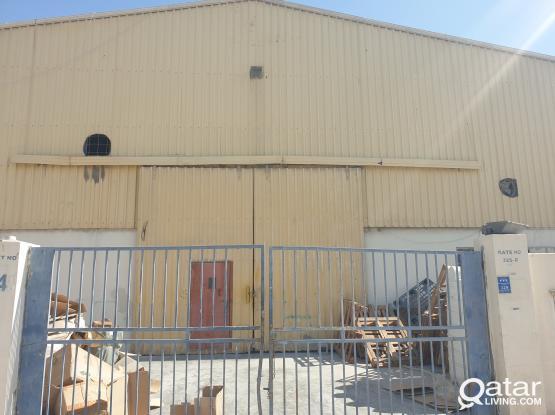 Steel &aluminium workshop 800 sq.m .industrial area