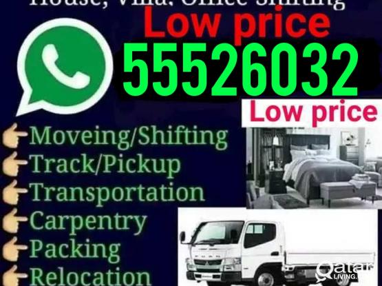 Please call/WHATSAPP:55526032. Low Price Moving shifting Carpenter Packing transportation professional.