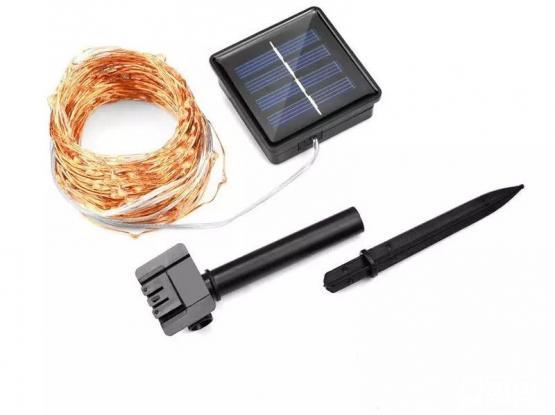 Garden Solar LED String