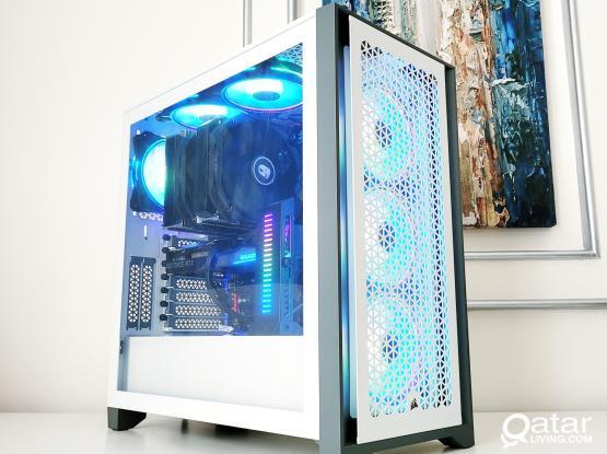 Custom Build Gaming PC (Ryzen 7 3700X RTX 3060 TI)