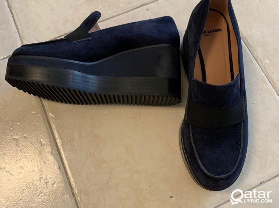 Jill Sanders Platform Shoes Size 38
