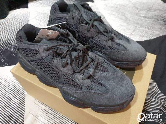 Yeezy 500 Utility Black US10.5