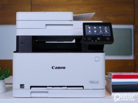 Printer Canon MF643cdw like Brand New