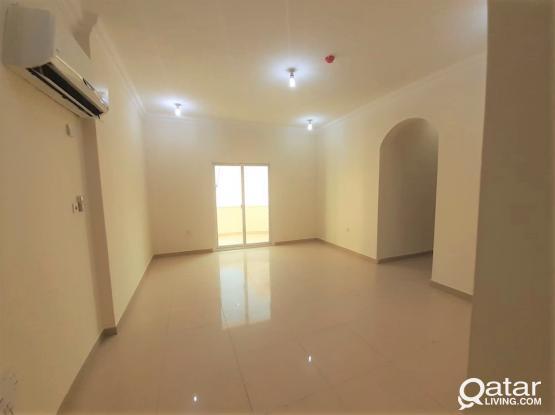 Spacious UF 3BHK Apt+Balcony-Al Nasr Area