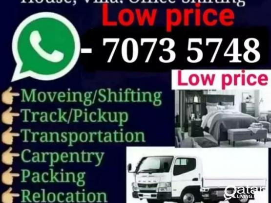 Shifting and moving 24/7. Very experienced, please call 70735748