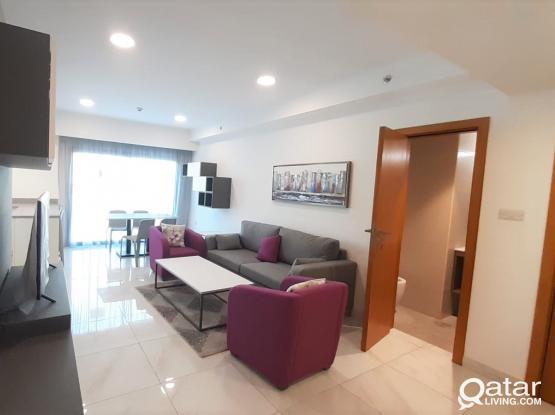 Elegant FF 2BHK Apt+Balcony & Facilities-Muntazah