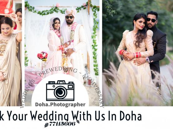 Wedding Photography in Doha