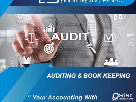 Auditing and Tax Card Renewal