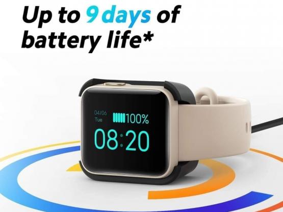 Brand New Xiaomi Mi Watch Lite Black