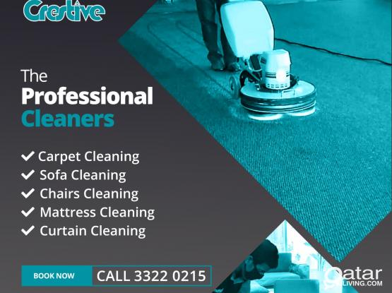 Sanitizing / Cleaning services   :  Sofa  / Carpet  / Mattress / Curtain / Water Tank /Call 33220215