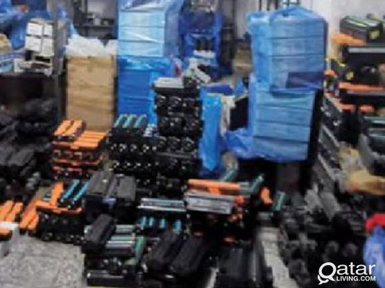 WE ARE BUYING USED TONER