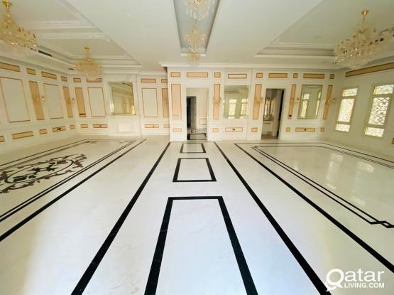 Large 7BR 2 Villas+Lift  & Basment-Markhiya