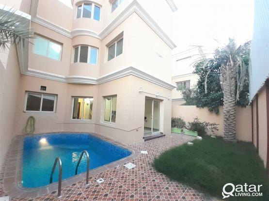 Spacious SF 4+1BR Comp.Villa+Private Pool