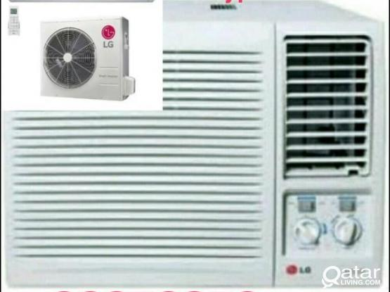 We buying all type air condition