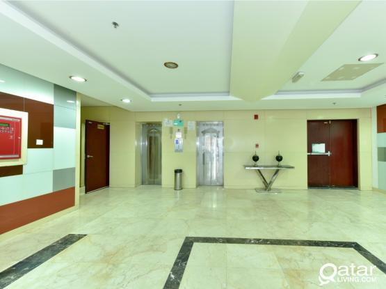 Unfurnished, Office Space in Muntazah