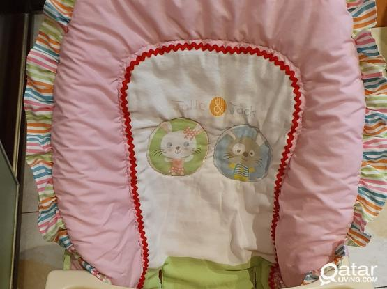 Junior Baby Feeding Chair