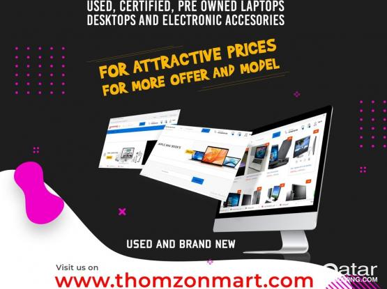 Good quality used laptops ,desktops -Good price !!