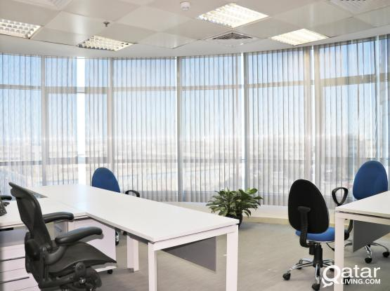 All Bills included : Private   office with commercial license