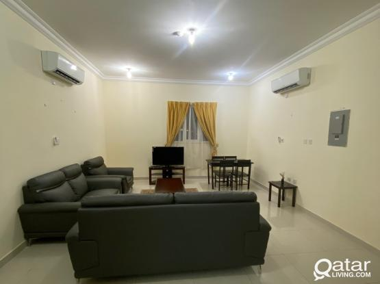 FULLY FURNISHED  2 BHK FLAT  IN ALKHOR