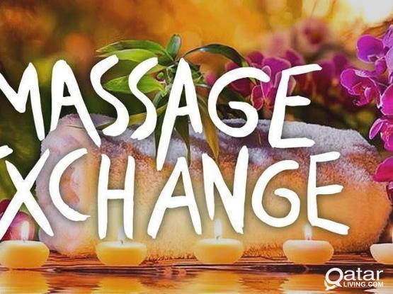 Massage exchange.
