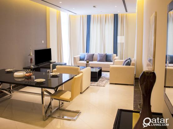 For Rent : Serviced Apartments in Lusail / FoxHills