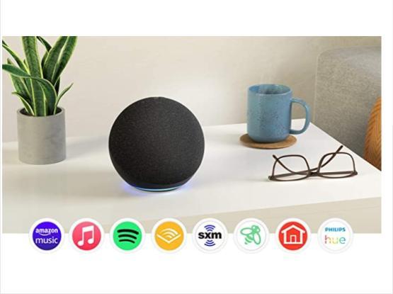 Amazon Echo w/ Alexa 4th Gen (Latest) - Brand New