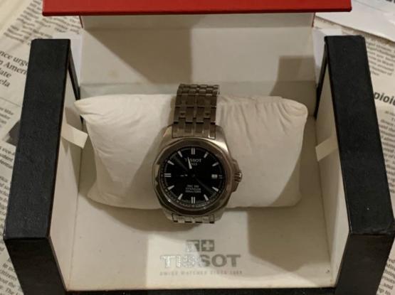 Tissot PRC 100 Titanium Original