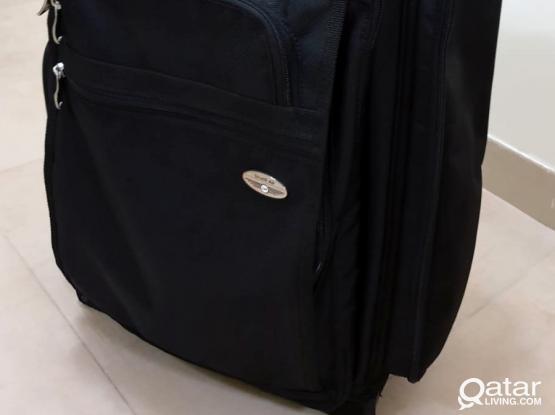 Professional Pilot Rolling Bag