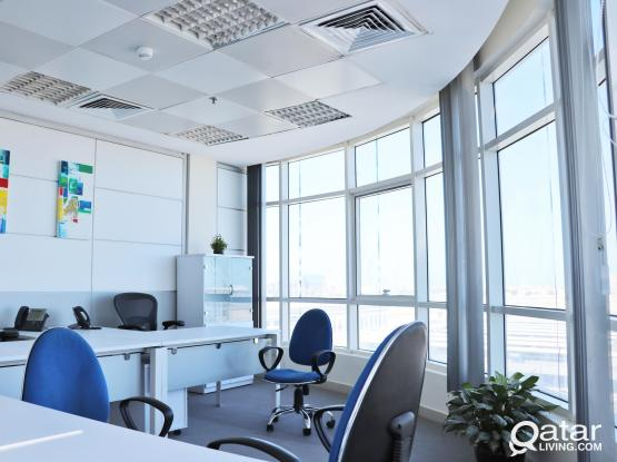 limited offer ! office for 3 persons ! license included