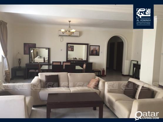 FF 3-Bedroom Apt in Al Mansoura