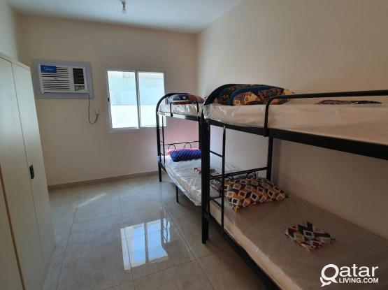 FULLY FURNISHED LABOUR CAMP INDUSTRIAL AREA 152 ROOMS