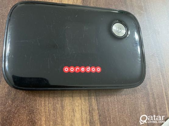 Ooredoo 4G+My-Fi