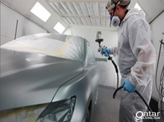 Car Denting and painting -Door to Door