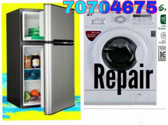 Fridge,,washing machine repair/call.70704675