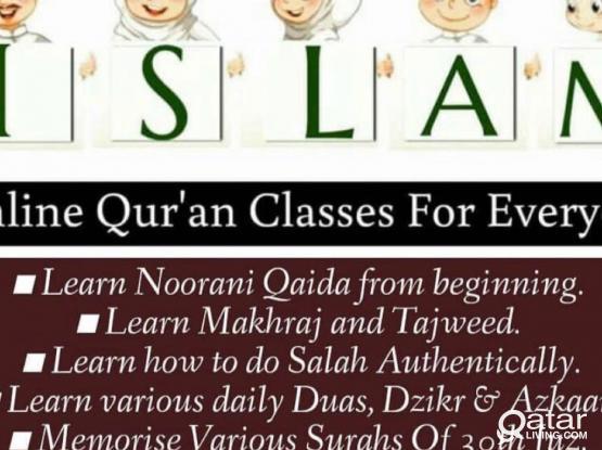 Home Quran tution
