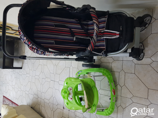 2 Baby stroller for sale