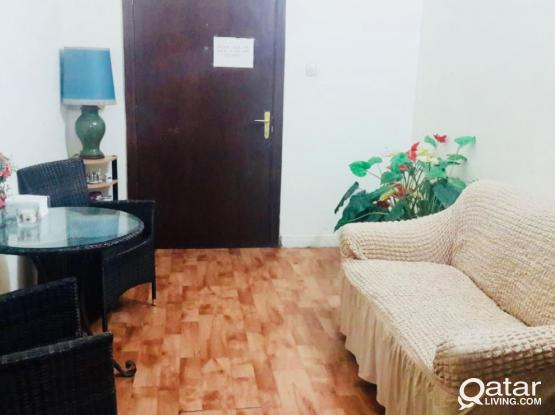 1 Room Available for an Executive Bachelor in Umm Ghwailina - C Ring Road
