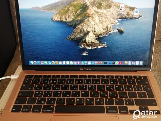 Laptop MacBook Air 2020 with Guarantee