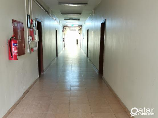 114.ROOMS WITH ATTACHED BATHROOM FOR STAFF/LABOURS FOR RENT IN INDUSTRIAL AREA