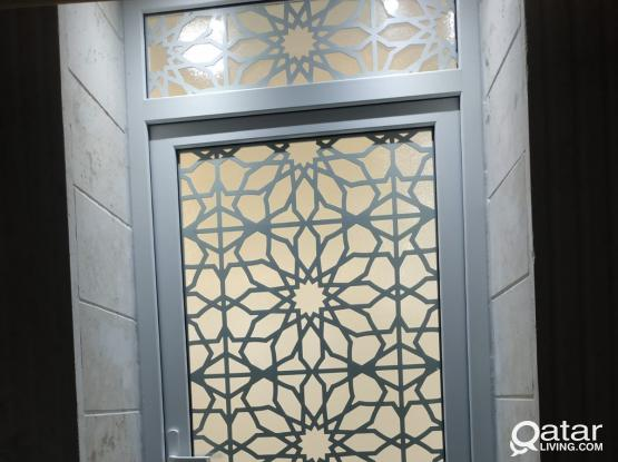 UPVC-ALMUNIUM-GLASS door, Kitchen cabinet and all MAINTENANCE . Please call 55606988 or whatsapp 31428942