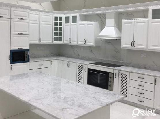 Kitchen cabinets .door windows. Aluminum. Glass. works are available here  55606988