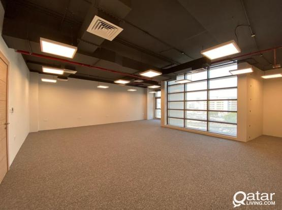 Luxurious Brand new 72 Sqm to 368 Sqm Office Space available in Doha