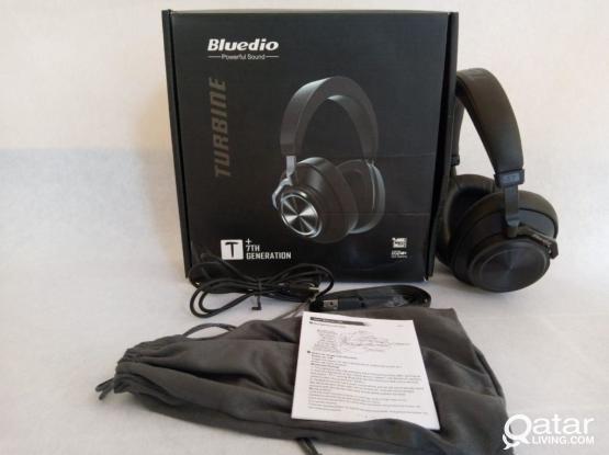 Wireless Headphone Bluedio T7 Plus (ORIGINAL AND BRAND NEW)