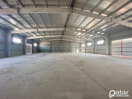 1300 SQM Store + Open Land In Barakath al Awamar